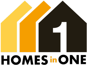 Homes in One System oy logo